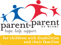 Parent to Parent Training Webinar